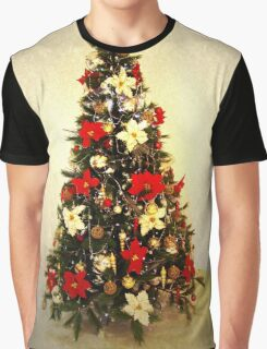 Tree of Color and Light Graphic T-Shirt