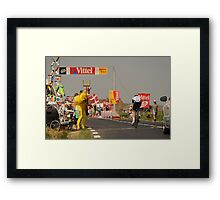 Cav & Di di Framed Print