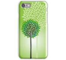 Green Green [iPhone cover] iPhone Case/Skin
