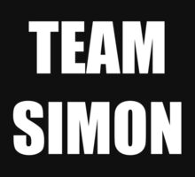 Team Simon Kids Clothes