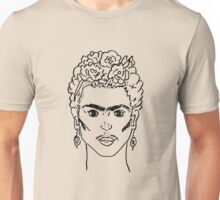 The Classic Frida Unisex T-Shirt