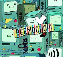 BMO Adventure Time print by kasiohead