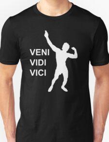 Zyzz - Veni Vidi Vici (White) T-Shirt