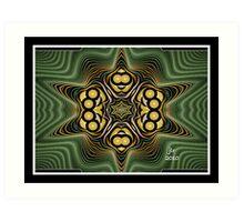 SIXTH STAR of PATHS Art Print