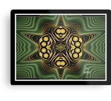 SIXTH STAR of PATHS Metal Print