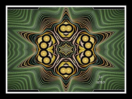 SIXTH STAR of PATHS by BuddhaKat