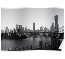 Story Bridge - Brisbane CBD Poster