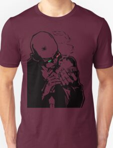 Transmetropolitan - Spider Jerusalem Smoking T-Shirt