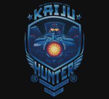 Kaiju Hunter Kids Clothes