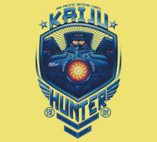 Kaiju Hunter Kids Tee
