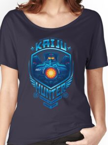Kaiju Hunter Women's Relaxed Fit T-Shirt