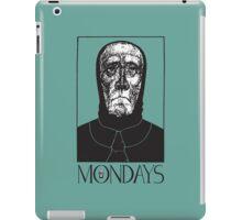 Mondays iPad Case/Skin
