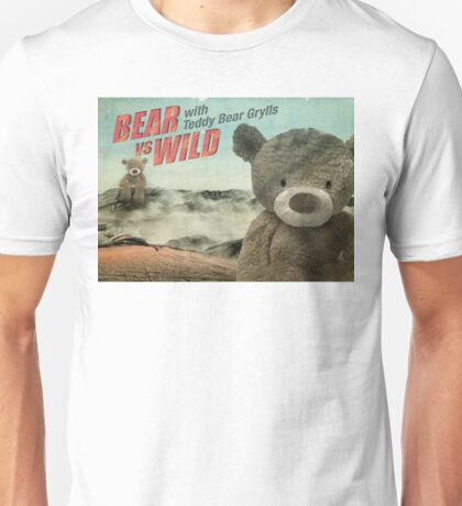 Teddy Bear Grylls T-Shirt