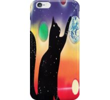 Nightfall Kitty iPhone Case/Skin