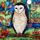 TropicOwl by Rachel Ireland-Meyers