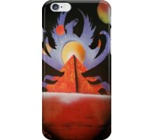 Phoenix Rising Dark iPhone Case/Skin