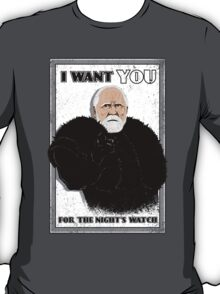 Defend the Realm: Join the Night's Watch T-Shirt
