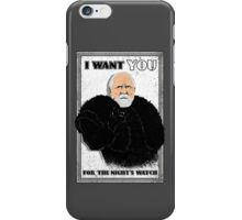 Defend the Realm: Join the Night's Watch iPhone Case/Skin