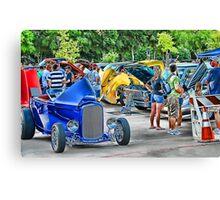 Classic Auto Series # 18 Canvas Print