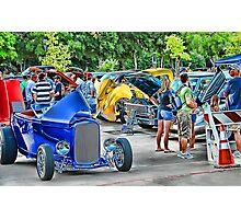 Classic Auto Series # 18 Photographic Print