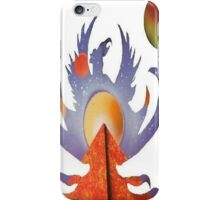 Phoenix Rising Light iPhone Case/Skin