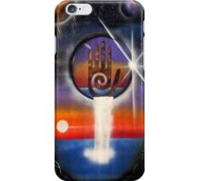 Universal Healing Hand iPhone Case/Skin