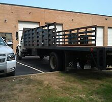 McGuire Trucking Service - Long island flatbed by brian744