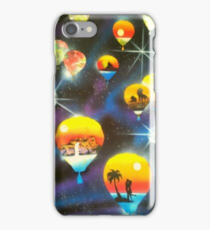 The Hot air Balloon RIde iPhone Case/Skin