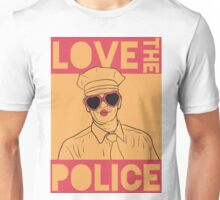 Love the Police Unisex T-Shirt