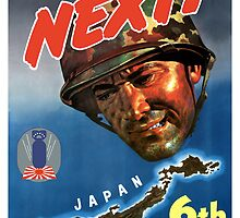 Next! 6th War Loan -- World War Two by warishellstore