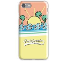 California Life iPhone Case/Skin