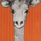 Mrs Long neck by janekaye
