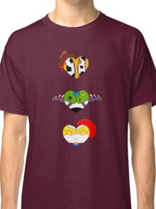 I Love Toy Story Classic T-Shirt