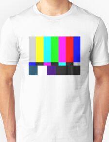 TV Test Pattern (AKA: Beeeeeeeeeeeeep) T-Shirt