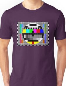 ABC TV Test Pattern Unisex T-Shirt