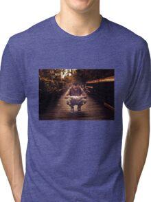 The child of God Tri-blend T-Shirt