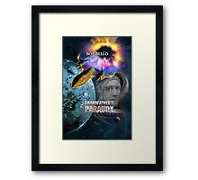 The Grandfather's Paradox Framed Print