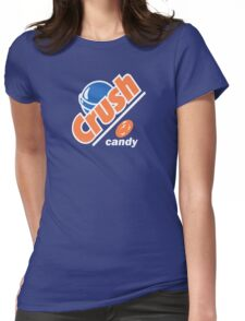 Candy Flavored Soda Logo Womens Fitted T-Shirt