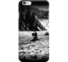The Girl and Her River iPhone Case/Skin