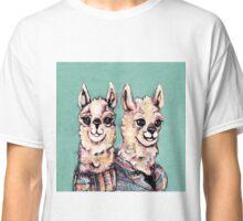 Drama Llamas Classic T-Shirt