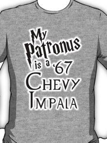 My Patronus is a '67 Chevy Impala T-Shirt