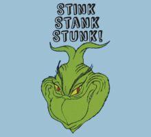 Stink Stank Stunk 2 One Piece - Short Sleeve