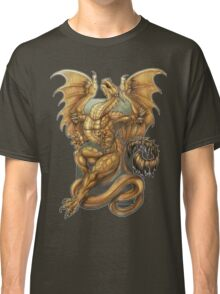 "Dragon  - ""Redemption Dragon"" Classic T-Shirt"