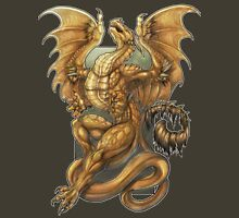 "Dragon  - ""Redemption Dragon"" Unisex T-Shirt"