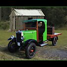 Morris Truck by Keith Hawley