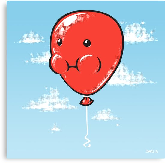 Balloon by Nathan Davis