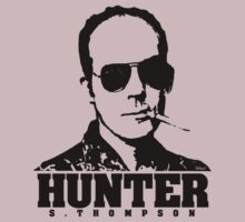 Mr Hunter S. Thompson by Jarrod Knight