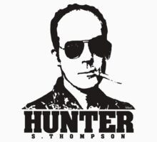 Mr Hunter S. Thompson One Piece - Short Sleeve