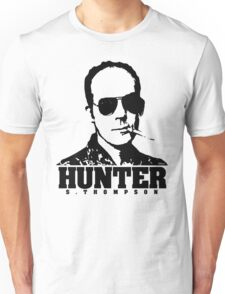 Mr Hunter S. Thompson Unisex T-Shirt