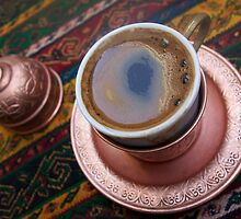Turkish Coffee by Louise Fahy